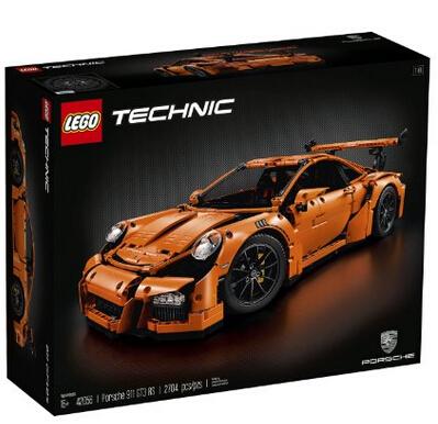 手快有!LEGO 乐高 42056 保时捷 911 GT3 RS