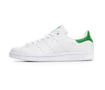 绿尾海淘推荐!Adidas 阿迪达斯 Stan Smith 绿尾小白鞋