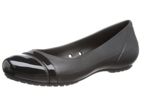 又是一个直邮好价!CROCS 卡骆驰女士圆头平底鞋