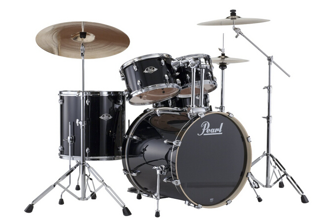 海淘架子鼓!PEARL 珍珠 EXPORT系列 EXX725S/C 架子鼓套装
