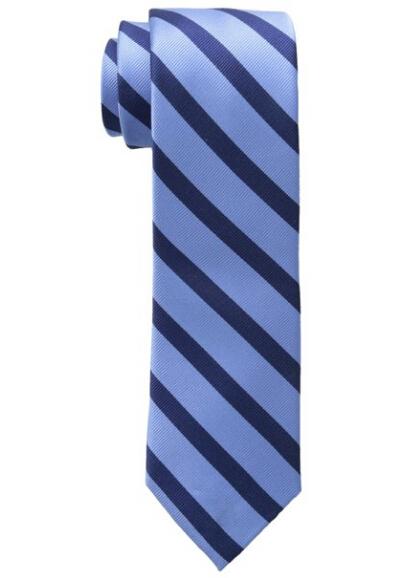 领带海淘可直邮! Tommy Hilfiger 汤米男士真丝领带