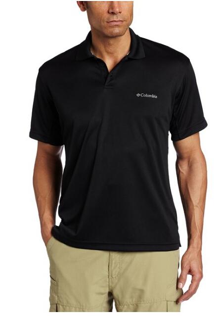 凑单新低!Columbia New Utilizer哥伦比亚男士速干防晒POLO衫