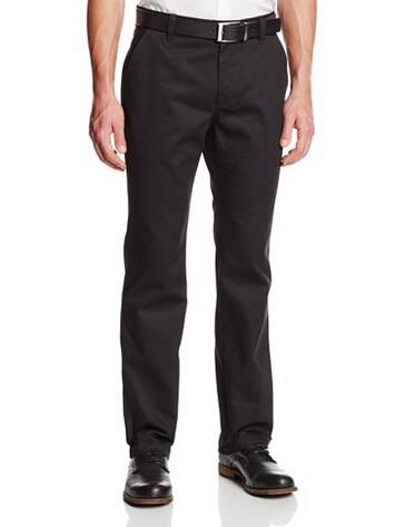 新低凑单! Lee Uniforms Straight Leg 李牌男士修身休闲裤