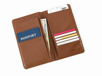 可直邮啦!Samsonite 新秀丽旅行助手护照钱包