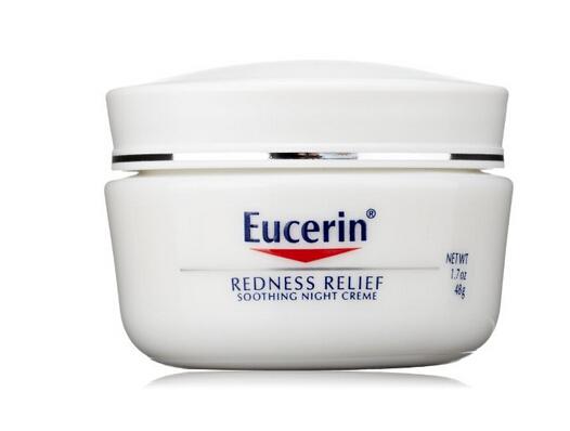 美亚凑单!Eucerin Redness 优色林抗红修复舒缓晚霜 48g