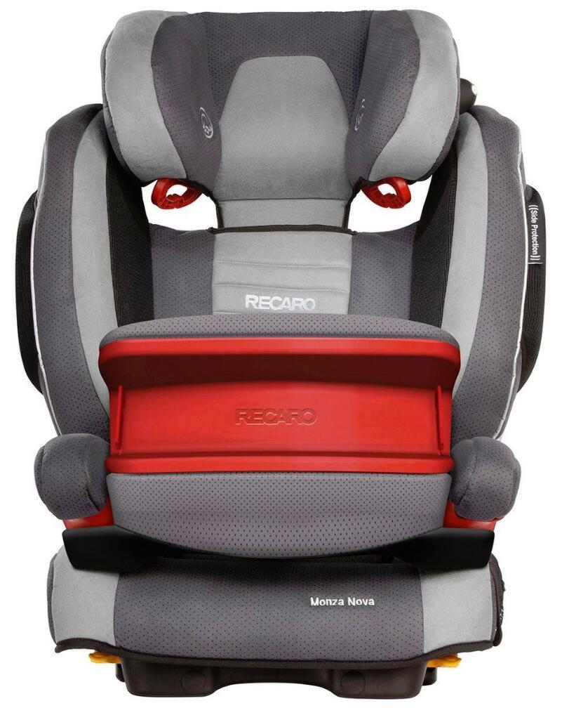 kidsroom手快!Recaro Nova IS Seatfix  瑞卡罗超级莫扎特儿童汽车安全座椅