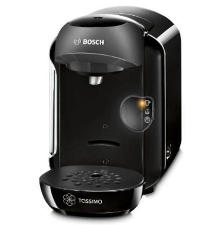 不用海淘了,中亚金盒!Bosch TAS1252 博世Tassimo全自动胶囊咖啡机