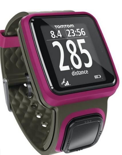 美亚好价!TomTom Runner Watch GPS心率表(配心率带)