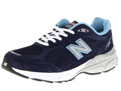 码全手快!New Balance W990V3 新百伦女士第三代总统慢跑鞋