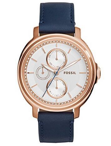 好看,送妹子!Fossil Chelsey ES3832 化石女士时装手表