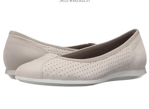 国内零头价!ECCO 爱步2016款触感系列女士平底鞋