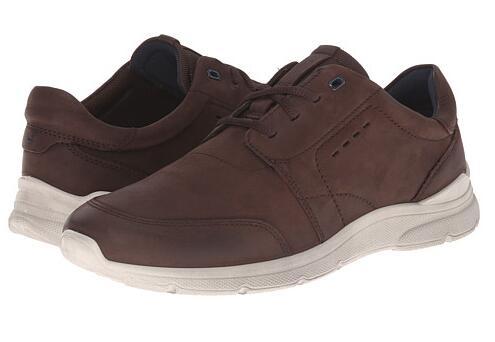 6PM新低!ECCO Irondale 爱步2016款昂戴尔系列男士休闲运动鞋