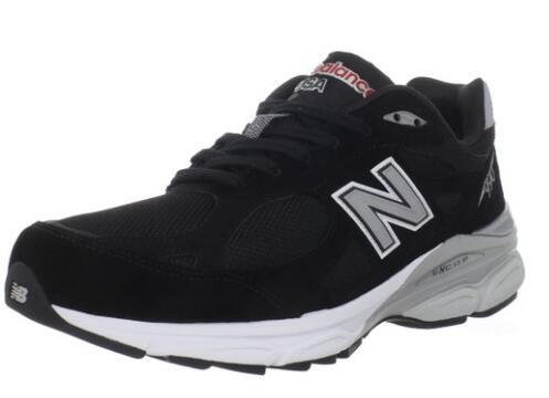 黄金码白菜价!New Balance M990 V3 新百伦男士总统慢跑鞋
