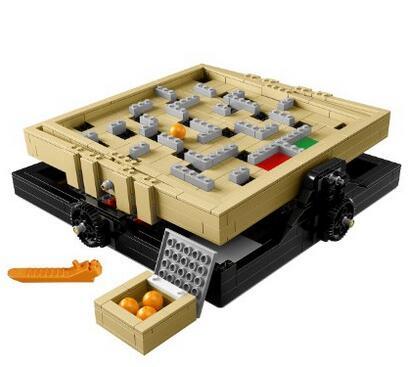 补货新低手快!LEGO 21305 乐高 Ideas系列之迷宫