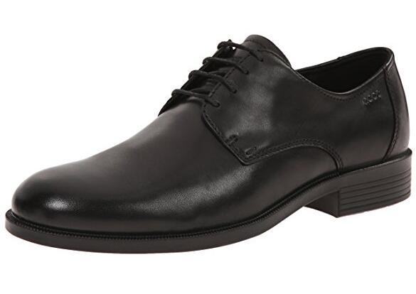历史新低!ECCO Harold 爱步2016款哈罗德系列男士正装商务系带鞋