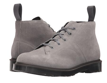 6PM海淘女鞋!Dr.Martens 中性款真皮5孔系带马丁靴