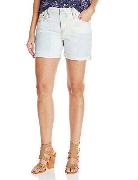 反季白菜价!Levi's 李维斯 501 女士牛仔短裤