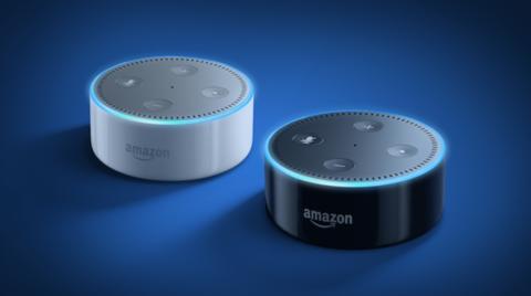 美亚好价!Amazon 亚马逊 Echo Dot 智能语音助手