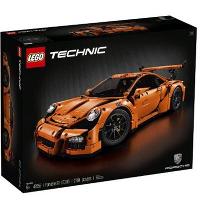 thehut直降445,刷新低!LEGO 42056 乐高保时捷 911 GT3 RS
