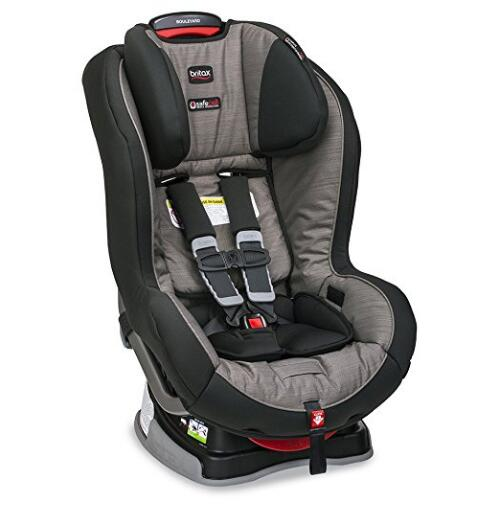 金盒特价!精选7款Britax 百代适中端儿童安全座椅