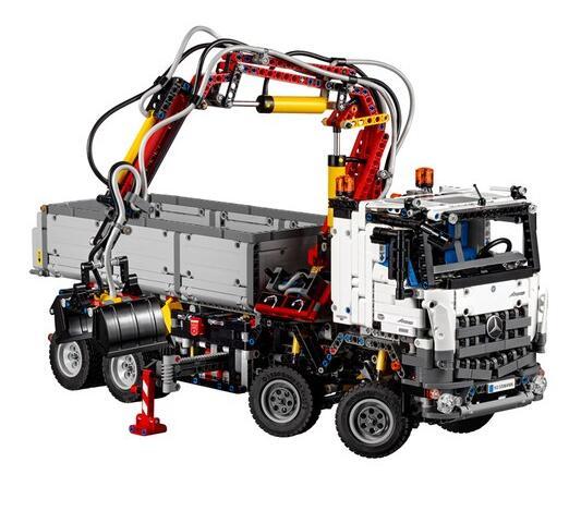 thehut黑五必买!LEGO 乐高 42043 梅赛德斯-奔驰 Arocs 3245 卡车