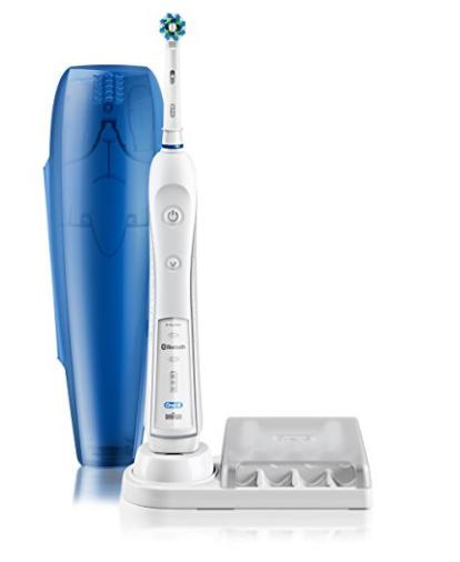 金盒特价!Oral-B Pro 5000型 蓝牙智能 Smart系列电动牙刷