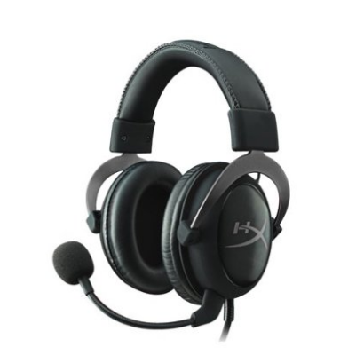 美亚黑五!HyperX Cloud II 7.1声道游戏电竞耳机