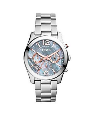 金盒特价,Fossil 化石 Perfect Boyfriend系列 ES3880 女士时尚腕表