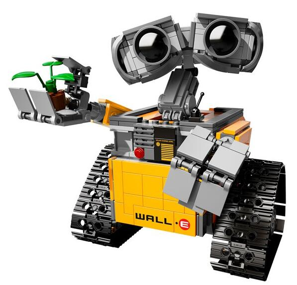 thehut黑五新低!LEGO IDEAS WALL-E 21303 乐高瓦力机器人