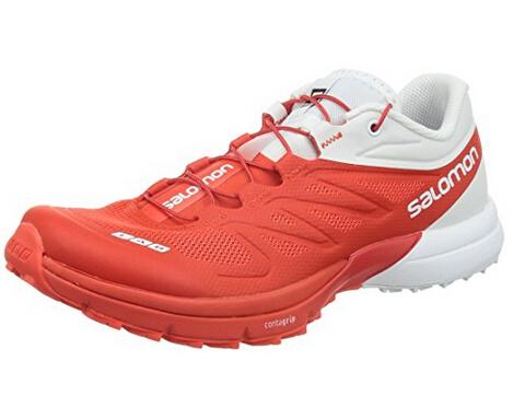 美亚新低价!Salomon S-LAB SENSE 4 Ultra 竞赛级 男款越野跑步鞋