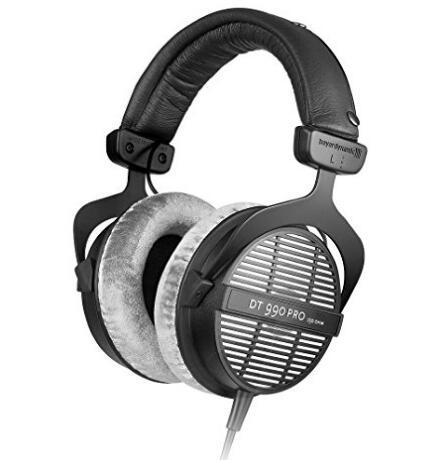 历史新低!beyerdynamic 拜亚动力 DT990 PRO 专业监听耳机
