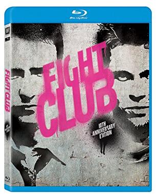 凑单新低价,《Fight Club 搏击俱乐部》10周年纪念版 蓝光(自带中文字幕)