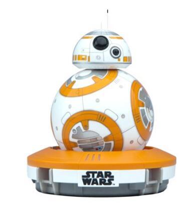 黑五新低价! Sphero BB-8 星球大战超萌机器人