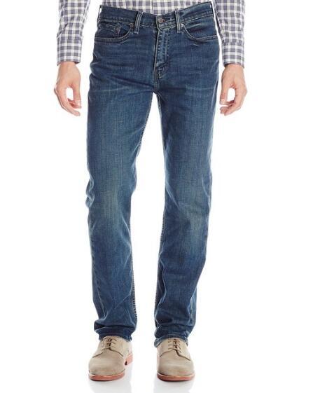 降至新低!Levi's 李维斯 514 Straight Fit 男士牛仔裤