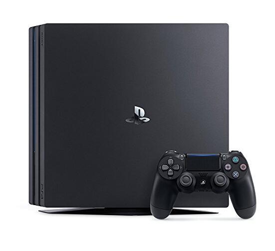 直邮最低价!有预算下手趁早!SONY 索尼 PlayStation 4 Pro 1TB 游戏主机