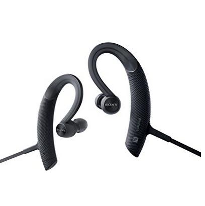 美亚新低价!SONY 索尼 MDR-XB80BS 防水运动蓝牙耳机