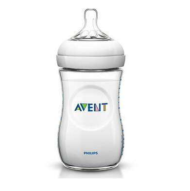 近期好价!AVENT 新安怡 SCF696/37 Natural系列 PP奶瓶 320ml*3瓶装