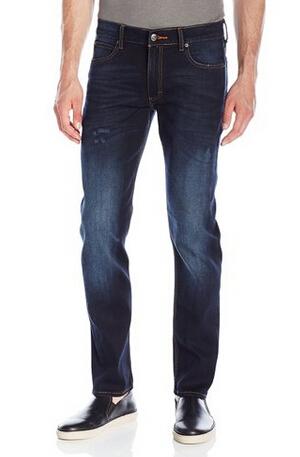 美亚新低价!Lee 李 Modern Series现代系列 Straight-Fit 男士直筒牛仔裤