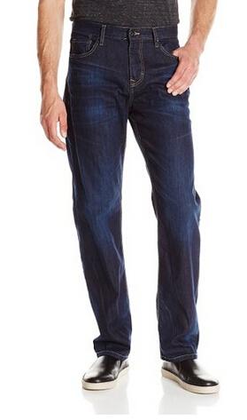 下单7折!Calvin Klein 男士直筒牛仔裤
