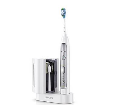近期好价!PHILIPS 飞利浦 HX9172/15 紫外线消毒声波振动牙刷