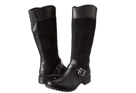 限5.5码,Timberland 添柏岚 女士平底长筒靴