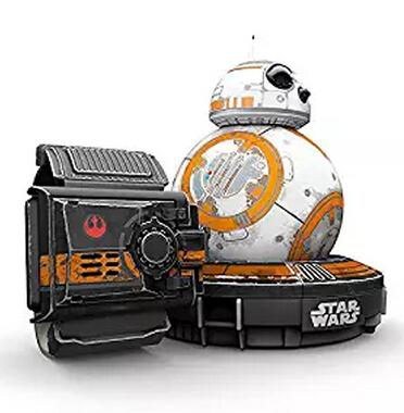 金盒特价,Sphero Star Wars BB-8 星球大战 迷你机器人 + 星球大战原力护腕
