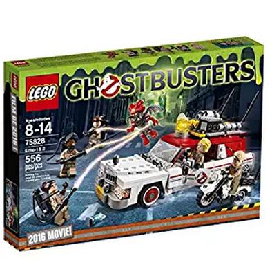 美亚新低价!LEGO IDEAS系列 75828 捉鬼敢死队