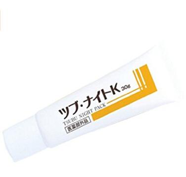 近期好价!Tsubu night pack 去脂肪粒外用药膏 30g