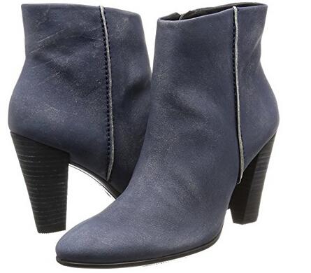 美亚新低价!ECCO 爱步 型塑75 高跟女士短靴 3色可选