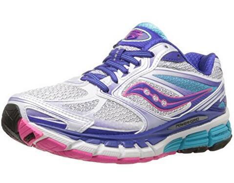 5码小码福利! Saucony 索康尼 Guide 8 女款次顶级支撑跑鞋