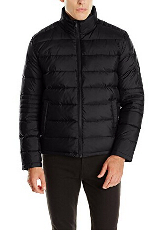 好价可入,KENNETH COLE New York Down Jacket Puffer 男士羽绒夹克