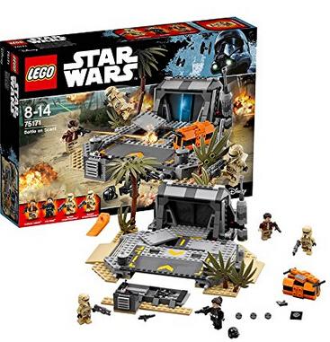 日亚好价!LEGO 乐高 星战系列 75171 斯卡利夫战役