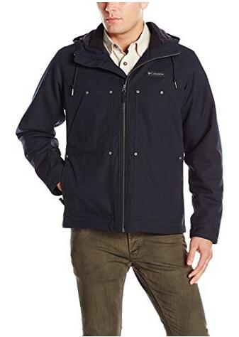 美亚新低价!Columbia 哥伦比亚 Loma Vista Hooded 男士休闲夹克