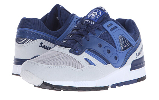 6PM新低价!Saucony 索康尼 Grid SD 男士复古跑鞋